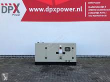 Entreprenørmaskiner Ricardo R4110ZD - 75 kVA Generator - DPX-19707 motorgenerator ny
