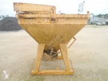 material de obra Secatol Benne à béton 1250 L