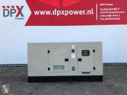 Entreprenørmaskiner Ricardo R6113ZLD - 200 kVA Generator - DPX-19712 motorgenerator ny