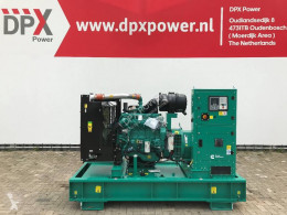 Cummins C220 D5 - 220 kVA Open Generator - DPX-18512-O construction new generator