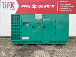Cummins C275 D5 - 275 kVA Generator - DPX-18514 construction new generator