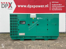 Cummins C300 D5 - 300 kVA Generator - DPX-18515 construction new generator