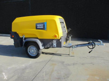 Atlas Copco XAS 88 KD - WHEELS N.B. NEW construction used compressor