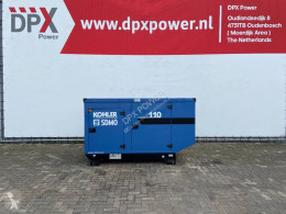 SDMO áramfejlesztő építőipari munkagép J110 - 110 kVA Generator - DPX-17106