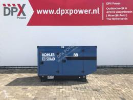 Építőipari munkagép SDMO J88 - 88 kVA Generator - DPX-17105 új áramfejlesztő