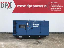Material de obra SDMO J165 - 165 kVA Generator - DPX-17108 gerador novo