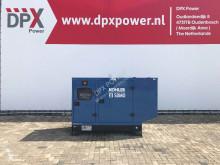 Vägbyggmaterial generatorenhet SDMO J77 - 77 kVA Generator - DPX-17104
