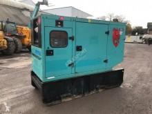 SDMO 60 Kva construction used generator