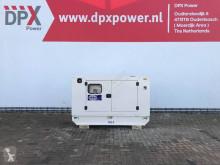 utilaj de şantier FG Wilson P65-5 - 65 kVA Generator - DPX-16006