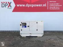utilaj de şantier FG Wilson P88-3 - 88 kVA Generator - DPX-16007
