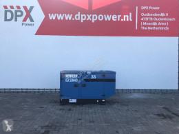 Építőipari munkagép SDMO K33 - 33 kVA Generator - DPX-17004 új áramfejlesztő