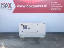 Matériel de chantier groupe électrogène FG Wilson P110-3 - 110 kVA Generator - DPX-16008