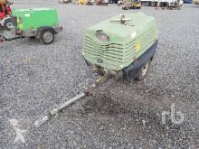 vägbyggmaterial kompressor Sullair