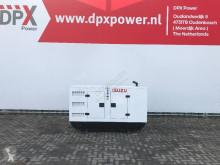 materiaal voor de bouw Isuzu 4JB1T - 35 kVA Generator - DPX-25011