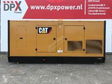 material de obra Caterpillar C15 - 500 kVA Generator - DPX-18026