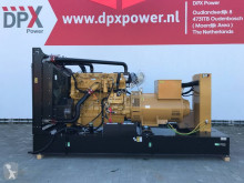 آلة لمواقع البناء Caterpillar C18 - 715 kVA Open Generator set - DPX-18030-O