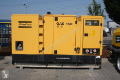 Atlas Copco QAS 150 construction used generator