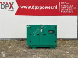 Cummins C44D5e - 44 kVA Generator - DPX-18505 construction new generator