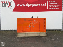 vägbyggmaterial generatorenhet Iveco