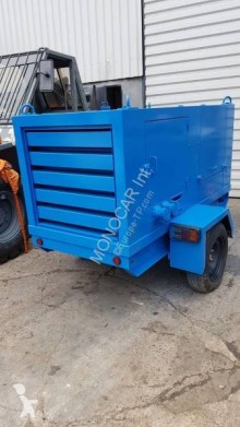 Groel construction used generator