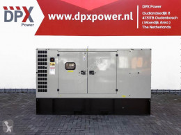 Doosan engine P086TI-1 - 185 kVA Generator - DPX-15549.1 construction new generator