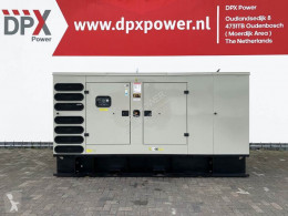 Doosan engine P126TI - 275 kVA Generator - DPX-15551 construction new generator