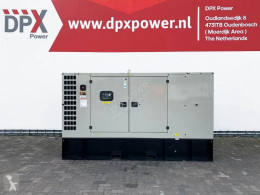 Doosan engine P086TI - 220 kVA Generator - DPX-15550 construction