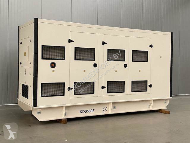 View images Doosan DP158LD | 580 KVA | NEW construction
