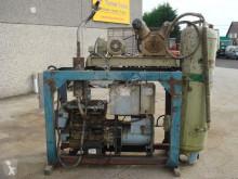 matériel de chantier Greymo generator + compressor