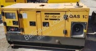stavební vybavení Atlas Copco QAS 18