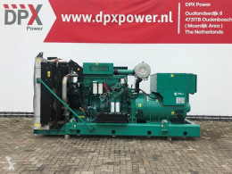 Cummins C900D5 - 900 kVA Generator - DPX-18527 construction new generator