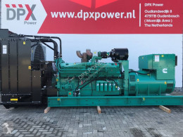 Cummins C1675D5A - 1.675 kVA Generator - DPX-18534 construction new generator