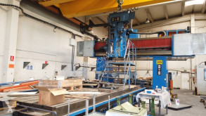DYE FPF-4 Gantry milling machine construction used other