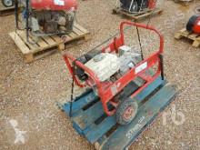 vägbyggmaterial generatorenhet Pramac
