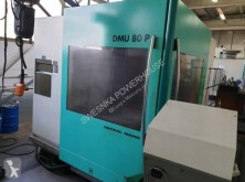 nc Maho DMU 80P construction