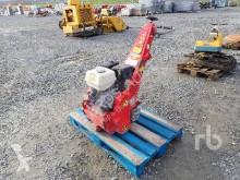 matériel de chantier scie à sol nc