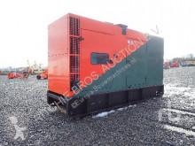 vägbyggmaterial generatorenhet nc