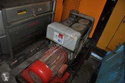 vägbyggmaterial generatorenhet Hatz