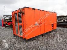 matériel de chantier compresseur Ingersoll rand