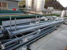 matériel de chantier nc Capannone industriale in ferro zincato a caldo