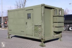 materiaal voor de bouw Armpol KNW workshop container body. 15-01