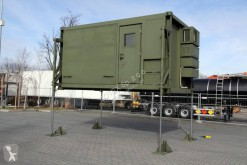 Materiaal voor de bouw Matériel Armpol workshop container body. 15-01