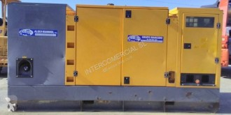 Atlas Copco generator construction QAS250