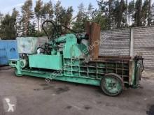 matériel de chantier nc RIKO Paczkarka
