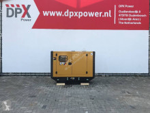 Caterpillar DE33E3 - Stage IIIA - Generator - DPX-18005 construction new generator