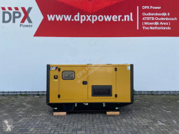 Caterpillar DE110E3 - Stage IIIA - Generator - DPX-18015 construction