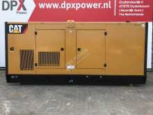 Caterpillar DE450E3 - Stage IIIA - Generator - DPX-18024 construction