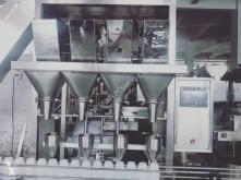 Material de obra Matériel Nasypywarka wagowa, wagopakowarka, maszyna do napełniania liniowego
