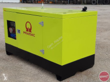 施工设备 发电机 Pramac