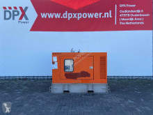 依维柯施工设备 8035E - 37 kVA Generator - DPX-11962